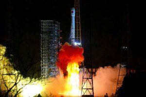 Sonda chinesa Chang'e-4 faz pouso suave no lado escuro da Lua
