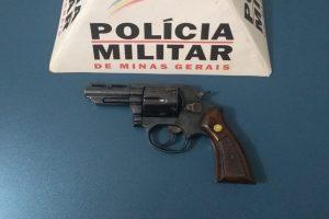 Martins Soares: PM prende rapaz por posse de arma