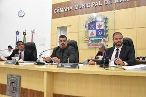 """Vereadores de Manhuaçu aprovam projeto que institui o Programa """"Câmara Itinerante"""""""