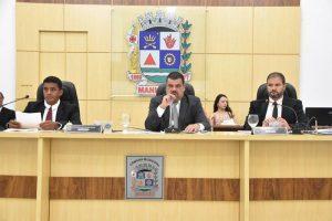 Vereadores aprovam repasse ao CAF e adequação do piso salarial dos agentes da saúde