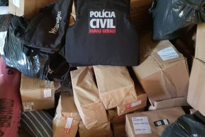 Carga roubada de caminhão é localizada pela Polícia Civil