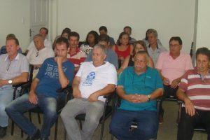 Manhuaçu: Conselho de Saúde reconduz mesa diretora e empossa novos conselheiros