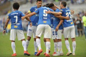 Cruzeiro vence Tupynambás e segue na cola do América
