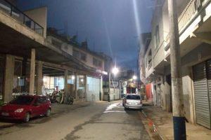 Ação Cidade Legal e Prefeitura melhoram visual e segurança da Rua Francisco Fialho