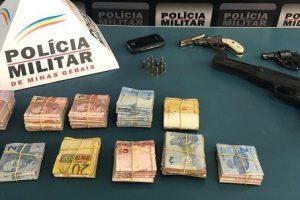 """Manhuaçu: PM realiza Operação denominada """"Máquina Zero"""""""