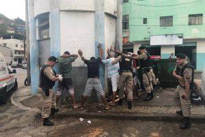 Manhuaçu: PM permanece desenvolvendo operações no entorno da rodoviária
