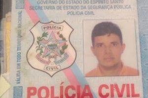 Policial morre em acidente na BR 262