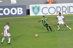América pega o Cruzeiro na semifinal do Mineiro
