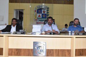 Câmara de Manhuaçu avalia prestação de contas da Prefeitura