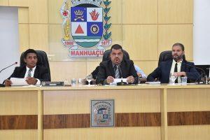 Câmara de Manhuaçu aprova projetos sobre preservação do Patrimônio Histórico e instalação de bloqueadores de ar nas tubulações de água