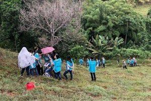 Dia da água: CBH Manhuaçu promove cercamento de nascentes