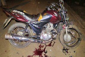 Martins Soares: Colisão de motos mata motociclista de 50 anos
