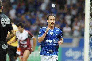 Cruzeiro goleia o Patrocinense: 5 a 0