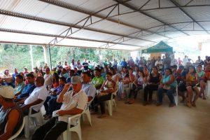 """SAAE participa do """"projeto Prefeitura no Campo"""" em Manhuaçuzinho"""