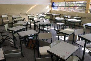 Conflitos e segurança poderão contar pontos na avaliação de escolas