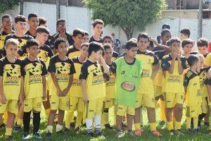 Fieldball e Flamengo se enfrentam pela Copa Café Simonésia de Futebol Society