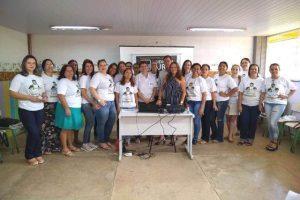 Professores e profissionais da Assistência Social participam de capacitações