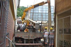 Manhuaçu: Programa ILUMINAR leva energia elétrica ao bairro Coqueiro