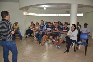 Manhuaçu: Reunião define detalhes da Etapa Microrregional do JEMG