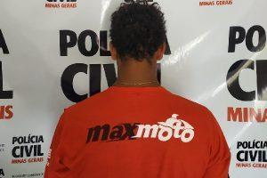 Condenado é preso pela PC em Abre Campo