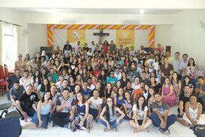Novo Caminho promove Retiro de Carnaval para jovens em Manhuaçu