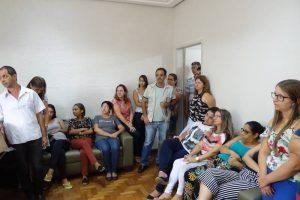 Servidores da Prefeitura de Manhuaçu recebem novos uniformes
