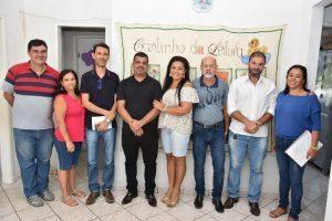 Vereadores visitam escolas da rede municipal em Manhuaçu