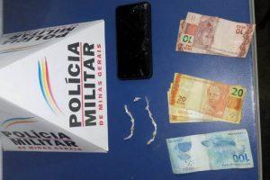 Manhuaçu: PM prende autora e apreende menor infratora