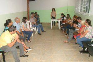 Manhuaçu: Reunião organiza ações para combate ao mosquito da Dengue na Ponte da Aldeia