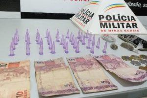Ipanema: Homem é preso por tráfico de drogas