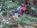 Manhuaçu: Bombeiros atendem ocorrência de colisão entre automóvel e motocicleta