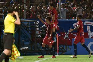 Atlético é goleado pelo Cerro Porteño e agoniza na Libertadores
