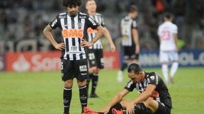 Atlético perde em casa e dá adeus à Libertadores
