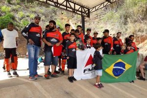 Manhuaçu vence em oito categorias na I Etapa do Campeonato Mineiro de BMX