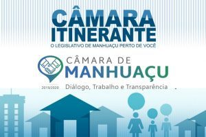 Reunião itinerante da Câmara neste domingo com o Coamma