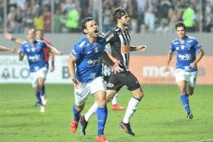 Cruzeiro empata com Atlético e fatura bicampeonato