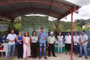 Comunidade dos Diniz movimentada com a 'Prefeitura no Campo'