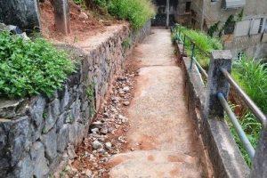 Manhuaçu: Secretaria de Obras reformará escadaria no bairro Petrina