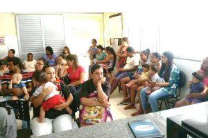 ESF de São Pedro do Avaí realiza palestra sobre Verminose