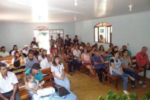 Prefeitura no Campo movimenta comunidade São Geraldo (Gavião)