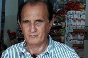 Polícia procura acusado de matar idoso em Santana do Manhuaçu
