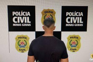 Matipó: Polícia Civil prende homem acusado de tráfico de drogas