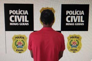 Região: Condenado é preso pela Polícia Civil