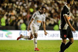 Atlético bate o Vasco e conquista segunda vitória seguida no Brasileiro