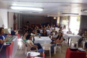 Oficinas mobilizam professores do 3º, 4º e 5º anos da rede municipal