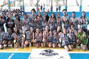 Martins Soares é multicampeão no futsal feminino da etapa microrregional do JEMG