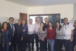 AABB Manhuaçu sedia evento regional do Banco do Brasil