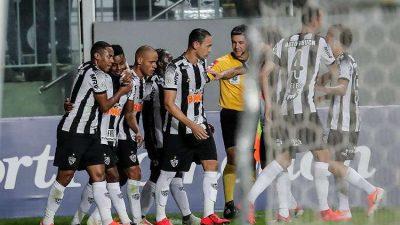 Atlético perde de 1 a 0 na estreia a Sul-americana