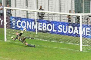 Atlético elimina o La Calera e avança às oitavas da Sul-Americana