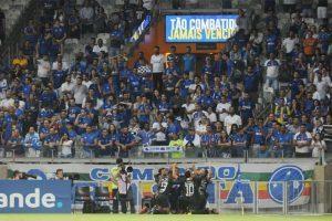 Libertadores: Cruzeiro perde em casa para o Emelec